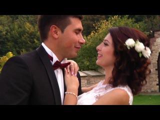 Руслан та Христина. Весільна прогулянка.