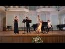 К. Дебюсси. Трио-соната для флейты, альта и арфы. 25.10.11