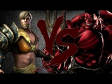 АКВАМЕН против КРАСНОГО ХАЛКА | AQUAMAN vs RED HULK [CT Fight Club | DC | Marvel]