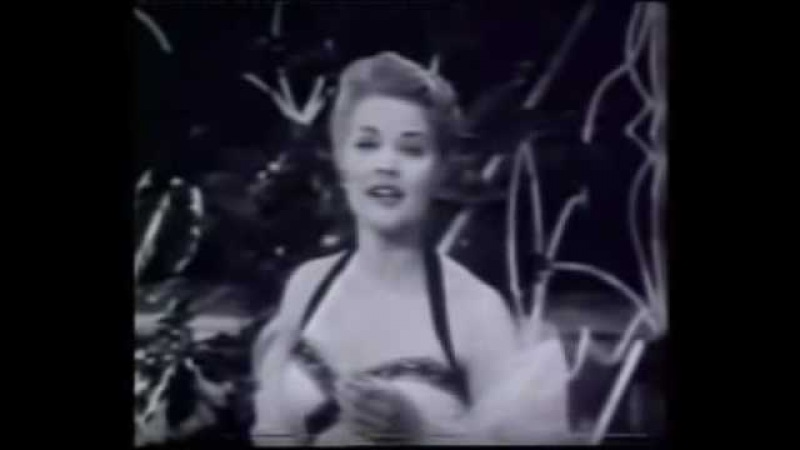 Patti Page ーThe Tennessee Waltz 1950 Live