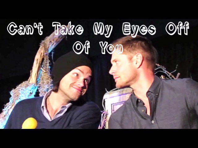 [J2] JaredJensen || Cant Take My Eyes Off Of You