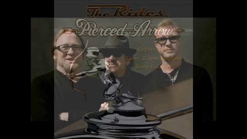 The Rides - Pierced Arrow - I've Got To Use My Imagination.
