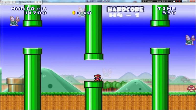 Mario Forever Hardcore H4-1