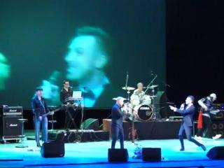 Олег Газманов и Артём Ципанов(Юбилейный концерт)