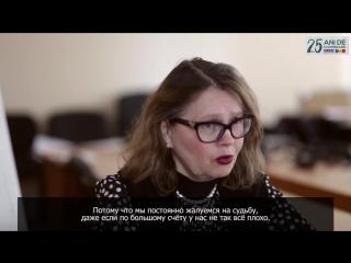 Experiența în SUA - Interviu cu Valentina Bodrug Lungu