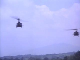 Не очень удачный рейд американского подразделения (Последняя схватка в Ланг Мэй)