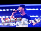 Russel Francis - Locked Out of Heaven (The Voice Australia 2017)