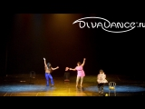 Однажды в Адлере      шоу-беллиданс - школа танца Диваданс СПб