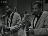 Tenor Battle_ Tina Brooks David Fathead Newman with Ray Charles Orchestra
