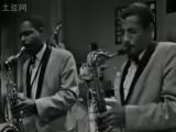 Tenor Battle_ Tina Brooks David Fathead Newman with Ray Charles Orchestra