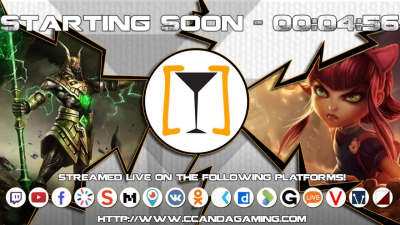 CCAA Gaming [Gr0v3r] || Super Amazing Friday