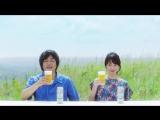 [CM] Toda Erika & Omori Namoto - Suntory 20sec - 2017.04.01