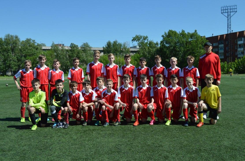 Команды 2005 г.р. завершили первый тур (20.05.2019)