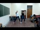 Мини танец от стариков)