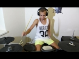 RITA ORA - Drum Cover - Poison