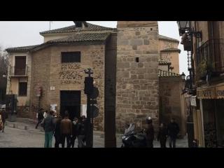 Путешествие в Толедо из Мадрида