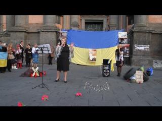 27 novembre,Napoli,piazza Dante.