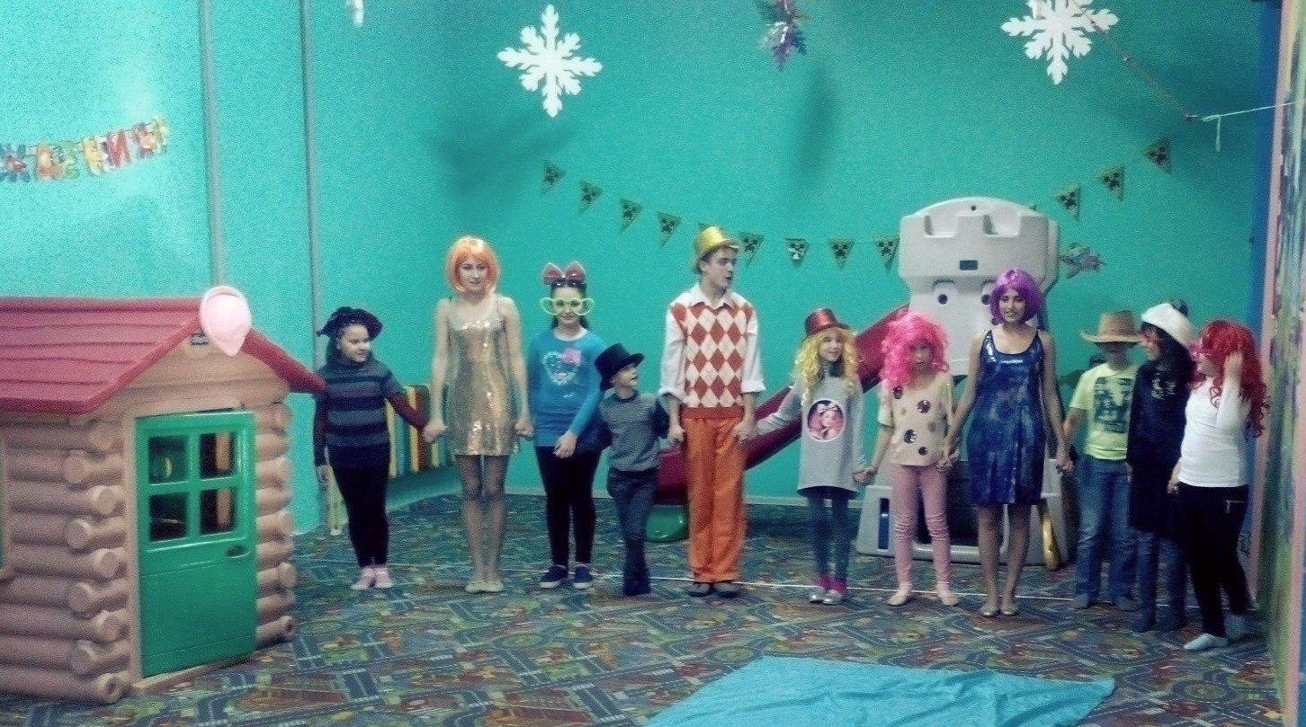 детский праздник в запорожье где и как отметить