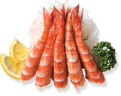 Морепродукты отдых в море