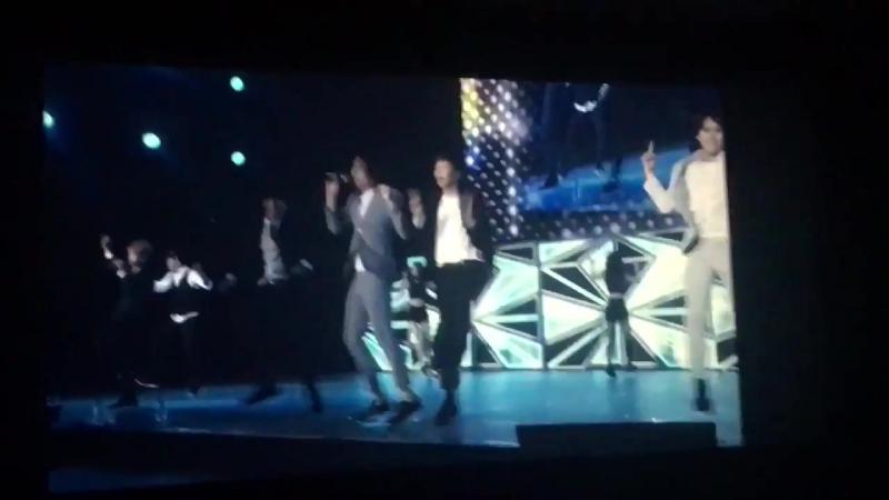 [2016.08.14] SMTown in Tokyo - Super Junior Choki Wa