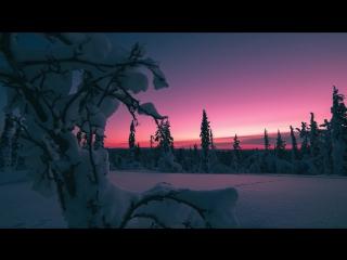 Невероятная Финляндия. TIMELAPSE