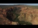 Магические каньоны Казахстана с моей композицией ностальгия