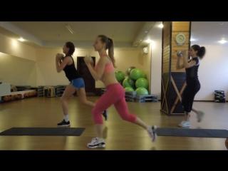 тренировка для быстрого похудения видео