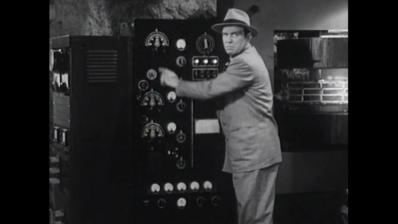 Атомный человек против Супермена. 1950. 15 серия