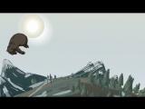 Dovahbear Part 1 (Skyrim Cartoon) - Bowz