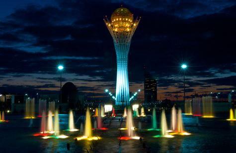 Астана әсем қала!