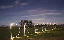 Name of the lesson plan activity:  Dreams