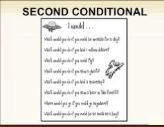 Second Conditional Sentences