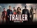 ENG | Футаж: «Лига Справедливости  Justice League» 2017 SDCC2016