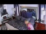 Пытавшаяся инсценировать избиение своим парнем-миллионером девушка попала на камеру видеонаблюдения  Scott Mitchell- Millionair