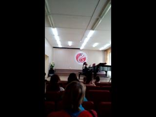 семейный конкурс по фортепиано
