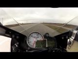 Top-Speed Ducati 1299 Panigale BMW S 1000RR KAWAZAKI H2R YAMAHA R1 (1)