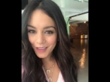 Vanessa Hudgens  Hi guys! Im here in beautiful New York City