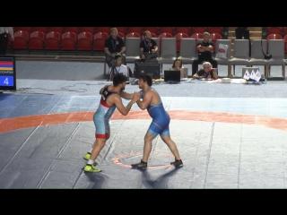 Sargis Kocharyan (ARM) vs Hasan K. (TUR)