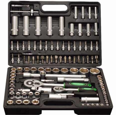 Продам новый набор инструментов 108 ед. Изготовитель