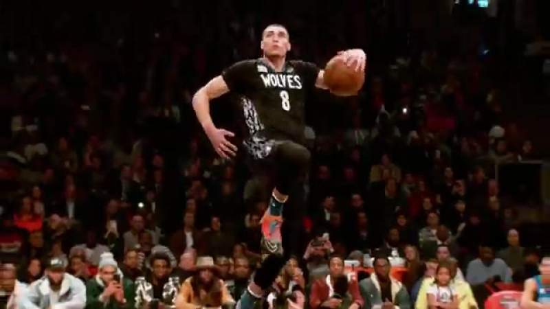 BEST Dunk Of NBA All Star Weekend