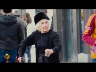 Шикарный танец 82 летней итальянки