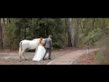 Rebecca Breeds Luke Mitchell Wedding Video - Official