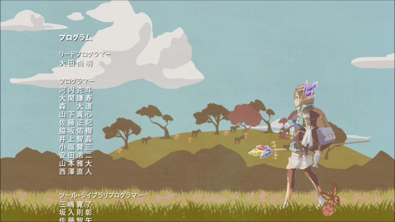 Atelier Firis ending 2