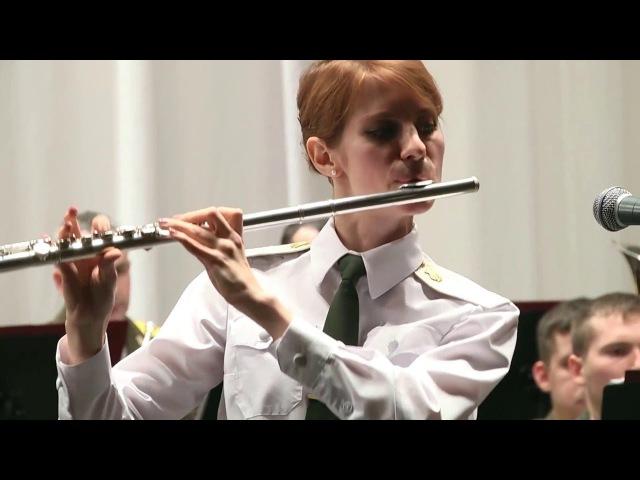 К. Сен-Санс, Интродукция и рондо каприччиозо , Op. 28. Переложение для флейты с оркестром