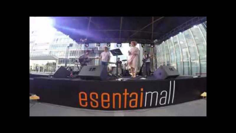 NAsia and The Band _ In a Sentimental Mood