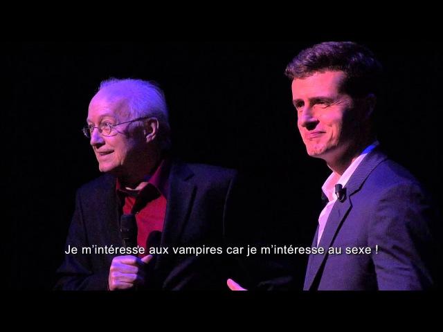 Le Bal des Vampires - Conférence de lancement - Partie 3 Michael Kunze