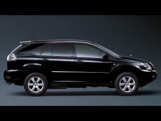 Черное стекло с электротонировкой Smart Glass (Toyota Harrier | Lexus RX)