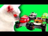 Вспыш Против Огромного МОНСТРА! ВСПЫШ Мультики про машинки все серии подряд на русском мультфильм
