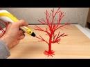 3D РУЧКА из Китая! Рисую дерево!