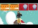 Snow Day (Rhythm Lesson) | Preschool Prodigies Music Lesson